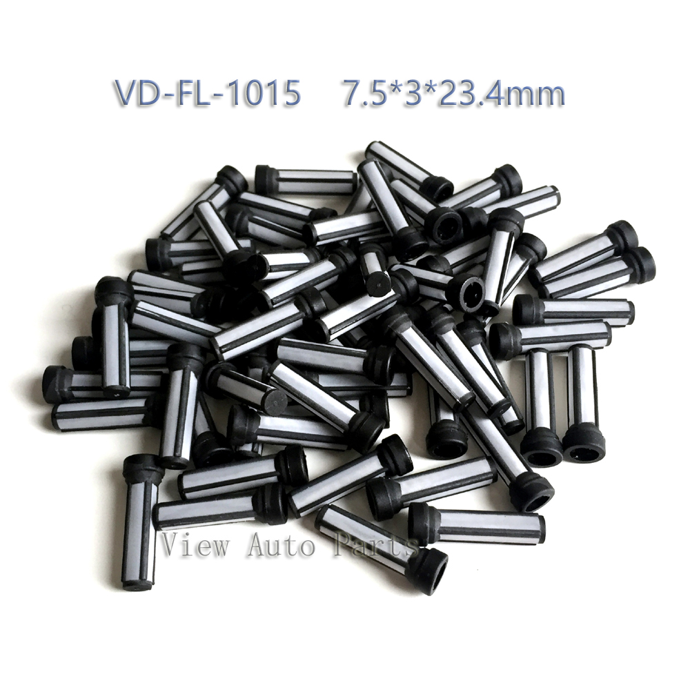 500pcs PAM For Diesel Petrol Fuel Injector Micro Basket Filter Top Quality Fuel Injector Repair Service