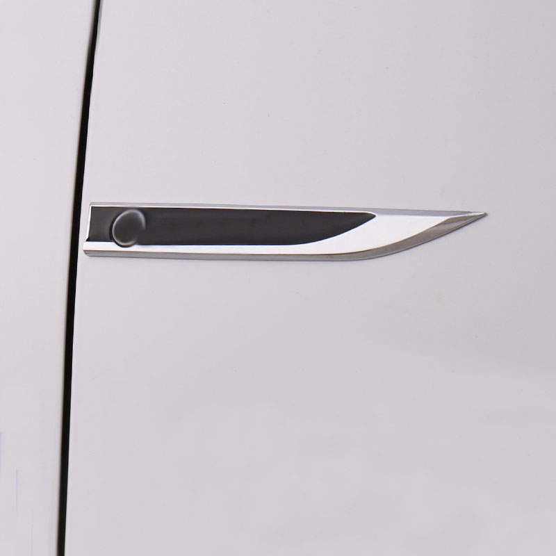 Lsrtw2017 Stainless Steel Car Door Fender Sticker Trims for Buick Regal Opel Insignia 2018 2019 2020 in Interior Mouldings from Automobiles Motorcycles