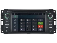 Android 8.1.0 2GB car DVD player for Jeep Cherokee Pariot Dodge AVENGER CARAVAN CALIBER navi radio stereo headunit multimedia