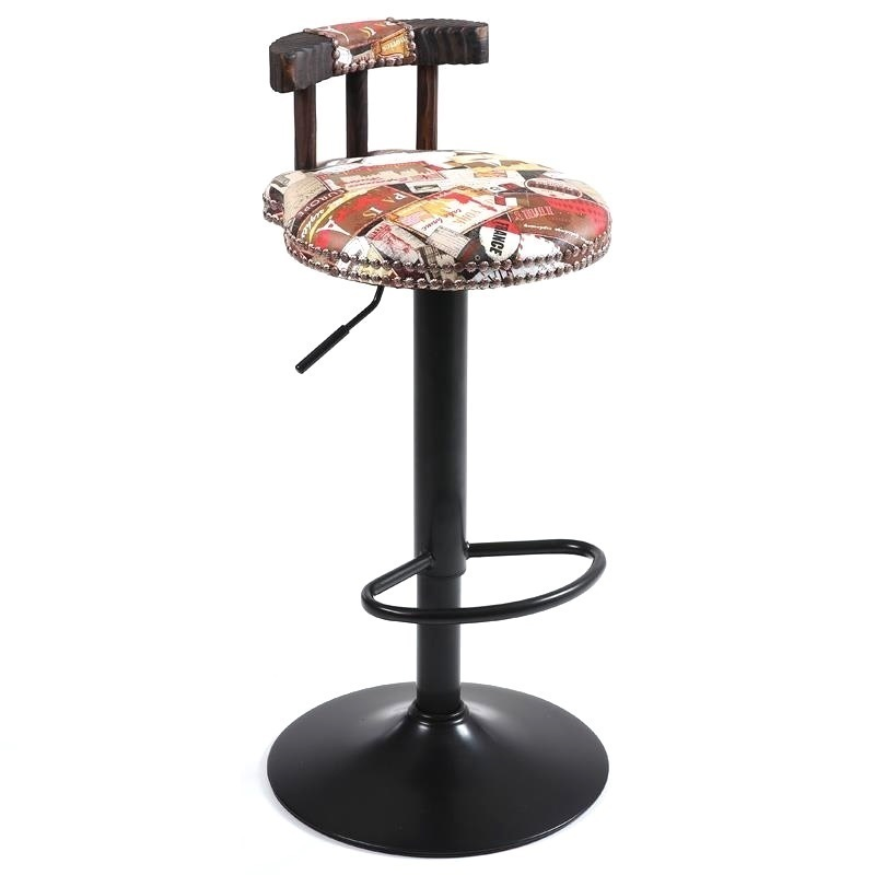 Ikayaa Barstool Sedie La Barra Fauteuil Kruk Taburete Stoel Stoelen Leather Tabouret De Moderne Stool Modern Silla Bar Chair