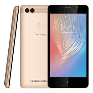 "Image 3 - Leagoo Power 2 5.0"" HD Smartphone Android 8.1 RAM 2GB ROM 16GM Dual SIM GSM WCDMA Fingerprint Face Unlock Quad Core Mobile Phone"