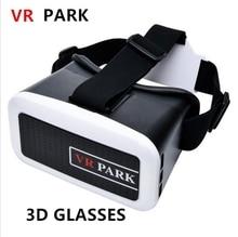 VR BOX Google Cardboard PARK Plastic VR SHINECON 3D Virtual Reality Glasses for iphone samsung htc meizu xiaomi huawei lg