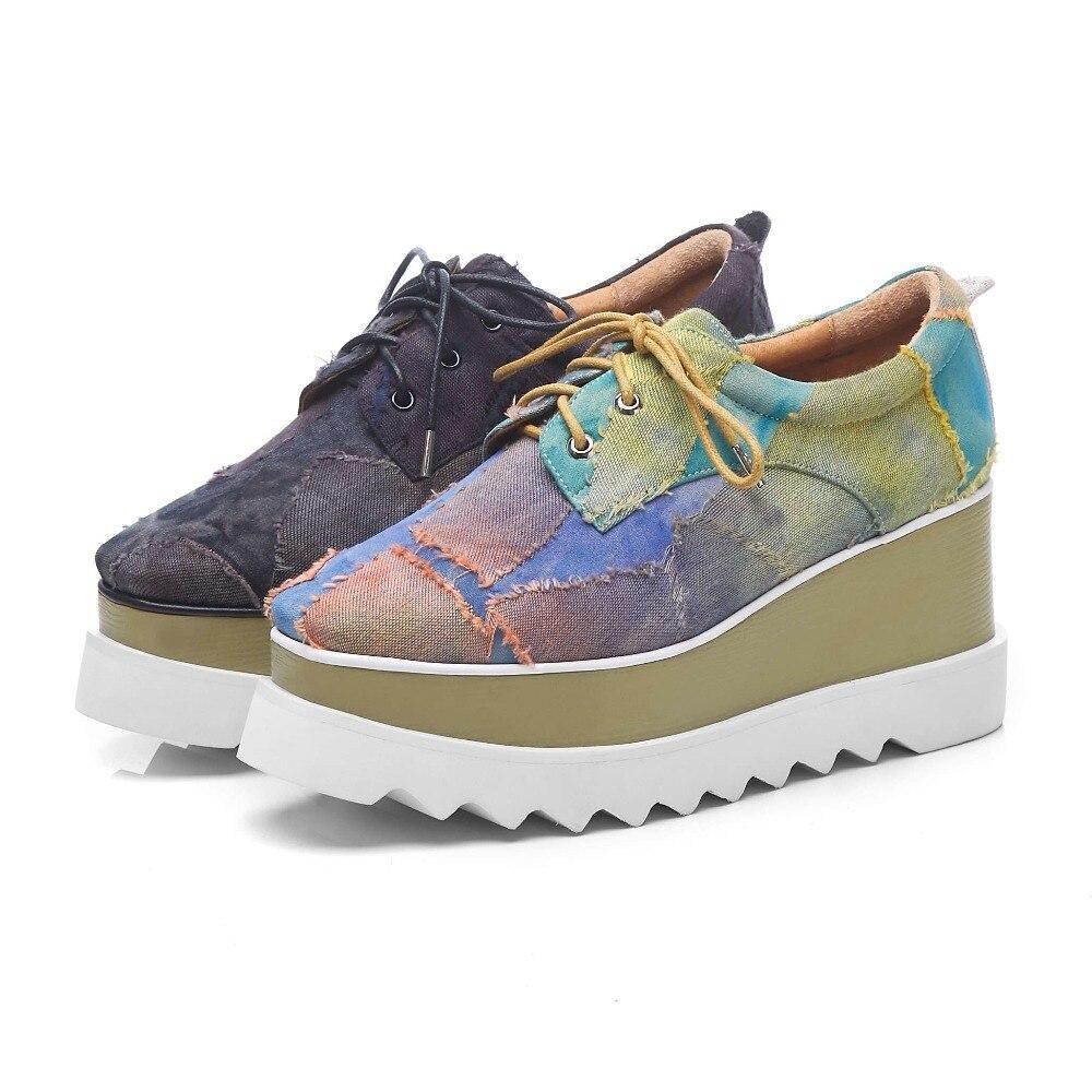 Nuevas botas cálidas de Invierno para mujer, botas de media pantorrilla, zapatos de mujer, zapatos de cuero Real, botas cortas para mujer - 5
