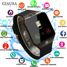 Men Bluetooth Smart Watch Wearable Wrist Phone Watch Relogio 2G SIM TF Card For Iphone Samsung Android smartphone Smartwatch memteq 1 54 lcd bluetooth smart wrist watch nfc for ios android samsung iphone i great 3 2 0m pixel smart watch