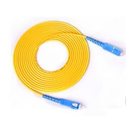 30 шт. оптоволоконный соединительный кабель, SC/UPC-SC/UPC, одиночный режим, симплекс, 3,0 мм, 3 м, высокая обратные потери