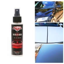120ml Hydrophobic Car Wax Liquid Glass Ceramic Coating Polish Paint Auto Tools Paint Automobiles Care Car Wash & Maintenance