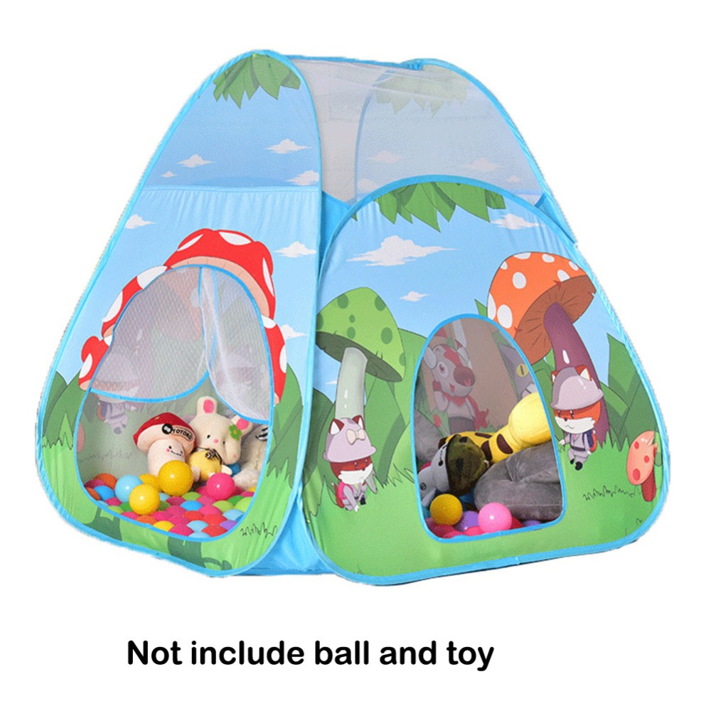 HTB1wL0aaZfrK1RkSmLyq6xGApXaf 37 Styles Foldable Children's Toys Tent For Ocean Balls Kids Play Ball Pool Outdoor Game Large Tent for Kids Children Ball Pit
