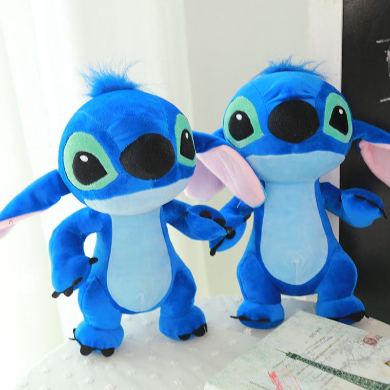 2017  COOL Large Big Lilo Stitch Stuffed animals Plush Baby Soft Toys Doll gift