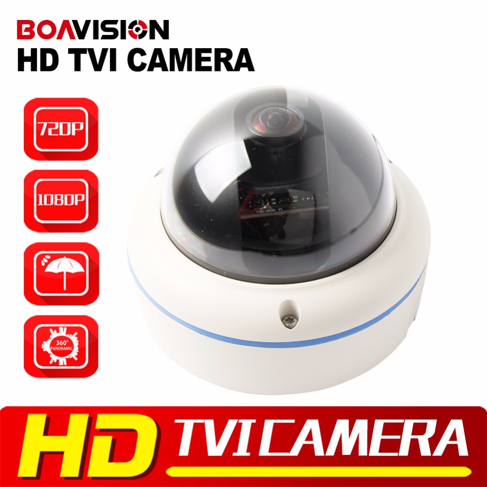 ФОТО 2MP 1080P Fisheye TVI Camera 360 Degree View Angle 1.7mm Lens Panoramic CCTV Security Camera HDTVI 720P Outdoor Use