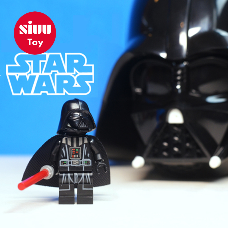 ᗐSith Lord of Star Wars Shuper Heros Legoing Bricks
