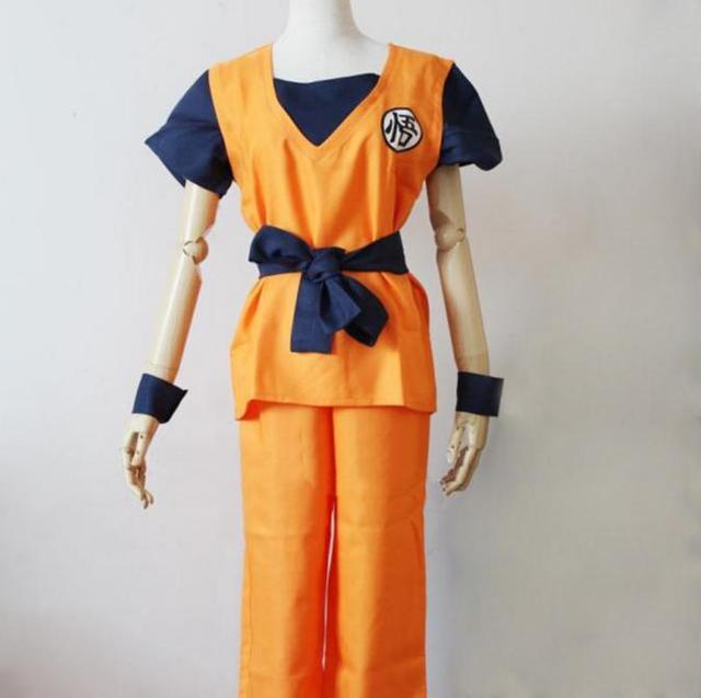 Super Saiyan Uniform
