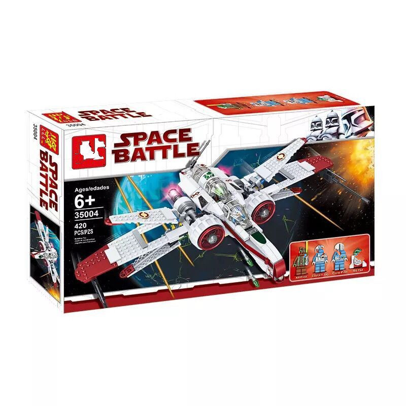 logoe 35004 star wars space battle captain i clone pilot r4 p44 arc 170 fighter assembled toy building blocks for block toy джинсы мужские g star raw 604046 gs g star arc