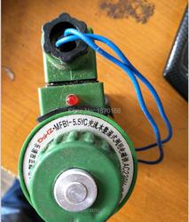 MFB1-5.5YC/2.5YC AC 220V 24V DC 24V mokry elektromagnes elektromagnetyczny do zaworu MFB1-5.5YC 220V