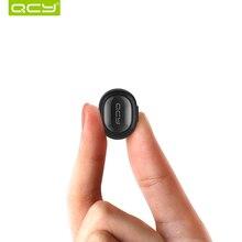 QCY Q26 моно вкладыши бизнес мини-гарнитура автомобильный призвание беспроводные наушники bluetooth наушники с Микрофоном для iPhone 6 7 android
