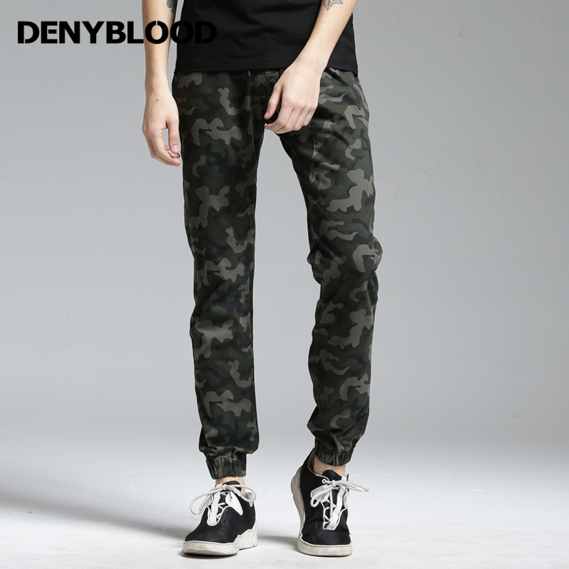 newest high quality on sale Denyblood Jeans Mens Stretch Cotton Chinos Men Hip Pop Crotch ...
