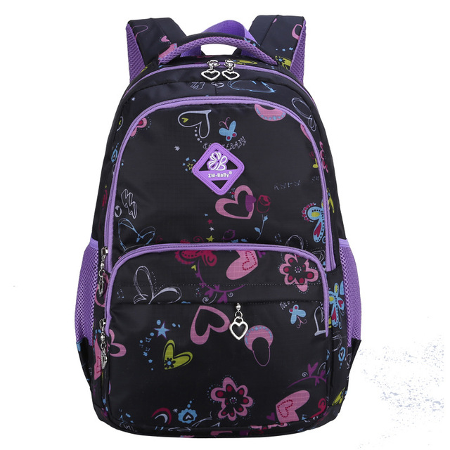 New Style Primary School Students School Bag Girls Children Backpack Lovely  Breathable Travel bags Mochila Grade 3-6 Schoolbags ccd2b95cdf1e5