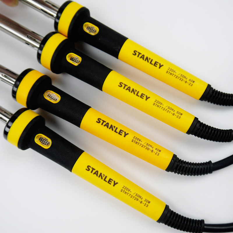 stanley 30w 40w 50w 60w electric soldering iron des