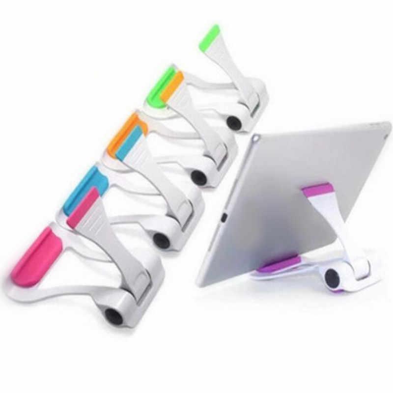 Uvr universal dobrável suporte do telefone móvel para o iphone tablet para ipad todos os smartphones suporte ajustável suporte de mesa