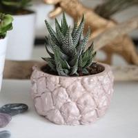 Pineapple designer Silicone Pot Mold DIY Plaster Garden Pot mold Concrete Flower Pot mold