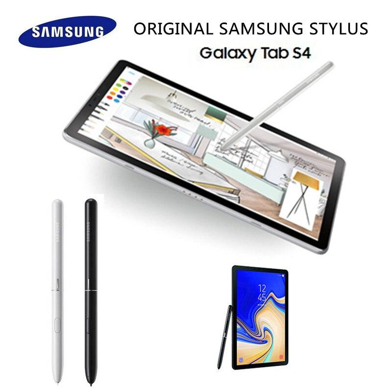 Officiel Véritable Origine Samsung Galaxy Tab S4 10.5 SM-T830 T835 EJ-PT830 Tactile S PEN Stylus Replaceme Noir Gris EJ-PT830BBEGU