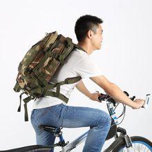 Ejército al aire libre Militar Táctico Mochila Oxford Deporte 30L Bolsa de Camuflaje para Acampar Viajar Senderismo Trekking