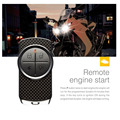 Universal Motorcycle Bike Scooter Alarm System Moto Anti-theft Security Alarm Protection Keyless Remote Control Engine Start
