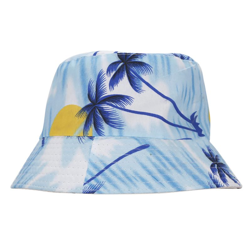 Hot Adults Cotton Bucket Hat Summer Fishing Boonie Beach Festival Sun Cap  Beach Hats for Hiking Outdoor Activities-in Beach Caps from Sports    Entertainment ... e7416e0970c