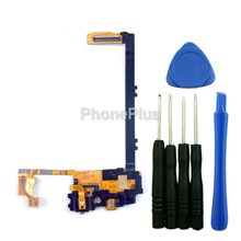 For LG Nexus 5 D820 D821 Charging Charger Port Dock Connector USB Jack Microphone Module Flex Cable Repair part WithTools