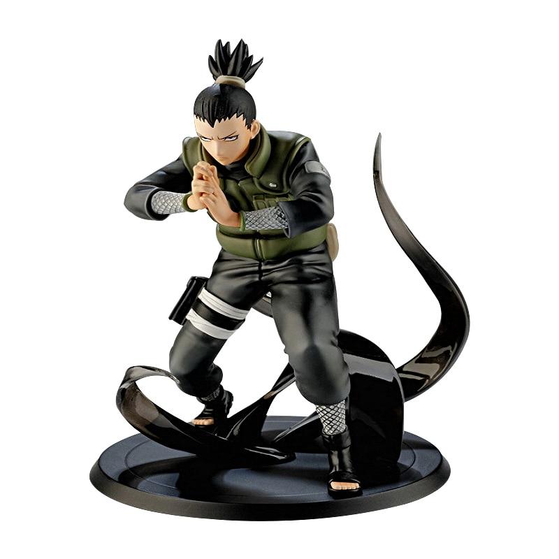 Naruto Action Figures Hatake Kakashi Nara Shikamaru -4775