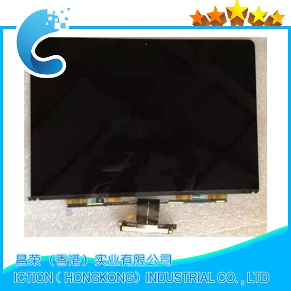 100% Original New Laptop 12 A1534 LCD Display Screen LSN120DL01-A For Apple Macbook 12 inch A1534 MF865 MF865 Early 2015 Year genuine 12 laptop matrix for macbook a1534 lcd led replacement screen display brand new 2015 2016 years