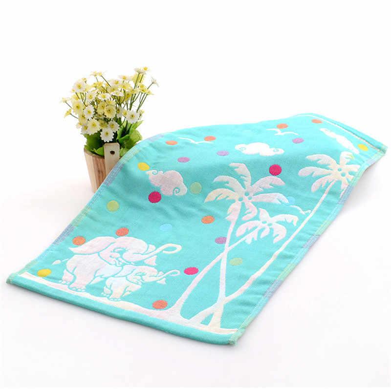 27x50cm trzy warstwy bawełny dziecko ręcznik do dłoni hurtownia sprzątanie domu twarz dla dziecka dla dzieci wysokiej jakości zestaw ręczników kąpielowych