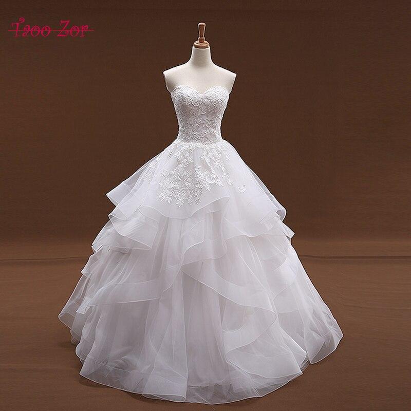 Amdml रोब डी Mariage राजकुमारी बॉल - शादी के कपड़े