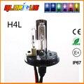 2PCS 12V 35W xenon H4-2 HID XENON BULB Lamp 4300K 6000K 8000K 10000K,hid xenon light