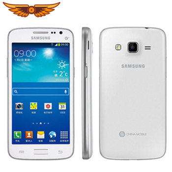 Original Unlocked Samsung Galaxy Win Pro G3818 Quad Core 4.5 Inch 5Mp Camera 1Gb Ram 4Gb Rom Single Sim Rufurbished Mobile Phone Beyound Tech/hoodmat.com