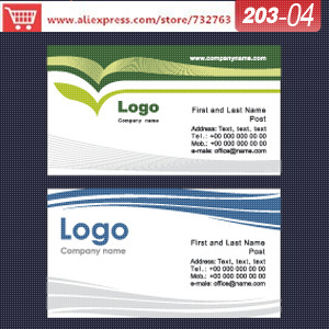 0203 04 business card template for photo id cards business cards ...