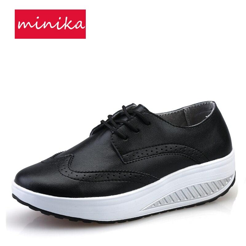 Tonificação Sapatos Lacing Preto Mulheres Brancas Tênis