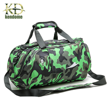 Top Quality Sports Gym Bag For Men Women With Independent Shoes Storage Totes Training Handbag Waterproof Outdoor Shoulder Bag