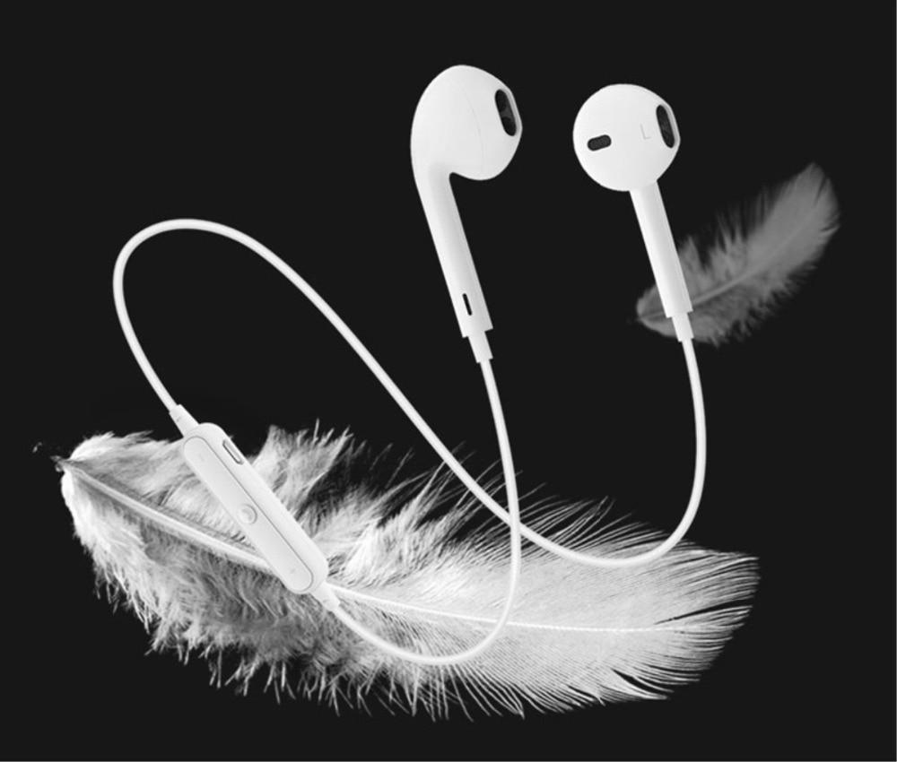CCDZ For Wireless Sports Bluetooth Headset 4.1 Binaural Stereo Bluetooth Headset