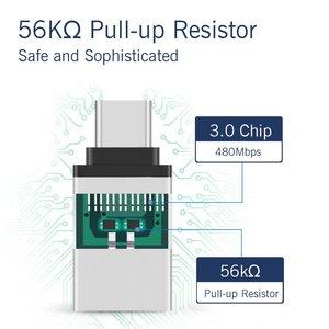 Image 4 - Type C vers USB 3.0 adaptateur OTG adaptateur USB adaptateurs convertisseur pour Xiaomi 4C 4S 5S Plus Oneplus 3T 2 3 Nubia Z11 Z11 mini