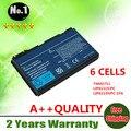 Al por mayor Nueva 6 celdas de batería portátil PARA TravelMate5320 5520 5720 7520 SERIE 7720 CONIS71 GRAPE32 TM00741 envío gratis