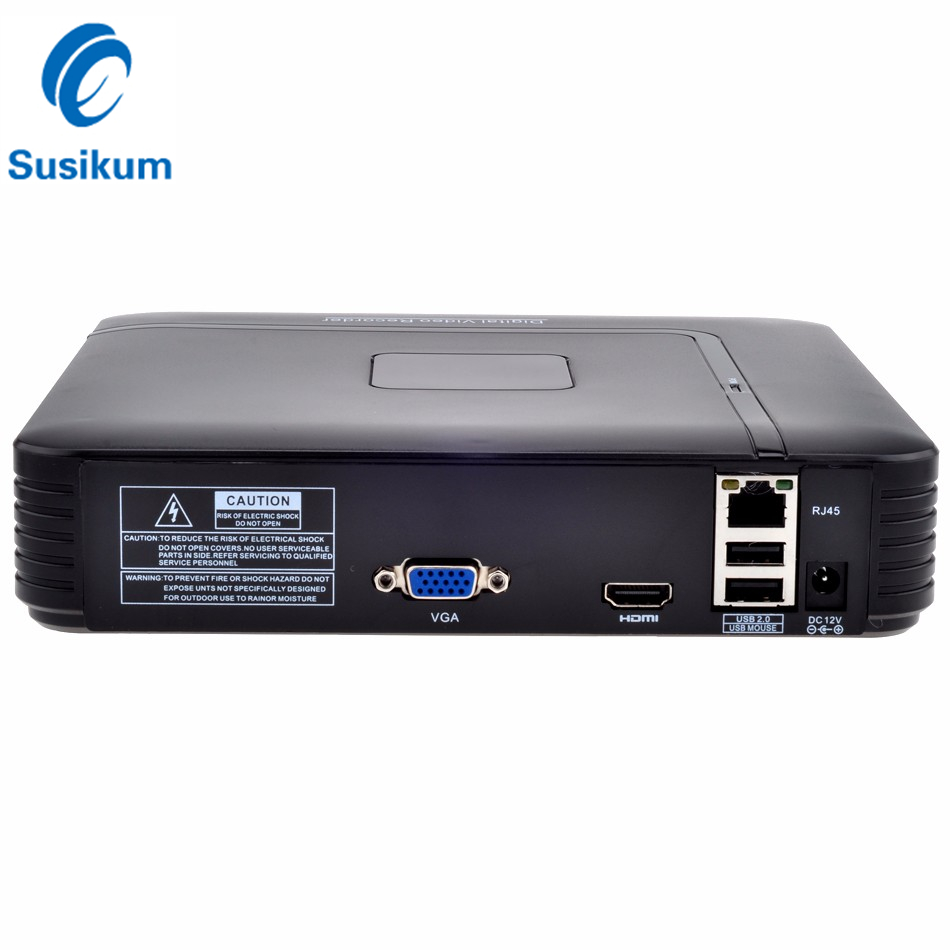 H264 4 Channel 8 Channel 2MP Mini NVR HDMI VGA Video Output Security Standalone 4CH 8CH 1080P CCTV NVR For IP Camera System gadinan mini 8 channel nvr security standalone cctv nvr 8ch 1080p 12ch 960p onvif 2 0 motion detection cctv nvr hdmi output