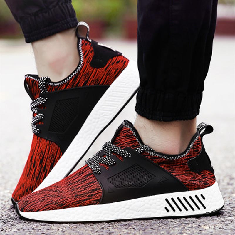 Men's Running Shoes 2017 Trainers Sneakers Walking Shoes Comfort Breath Style For Sports Shoes Men Ultra Boosts Outdoor Sneakers