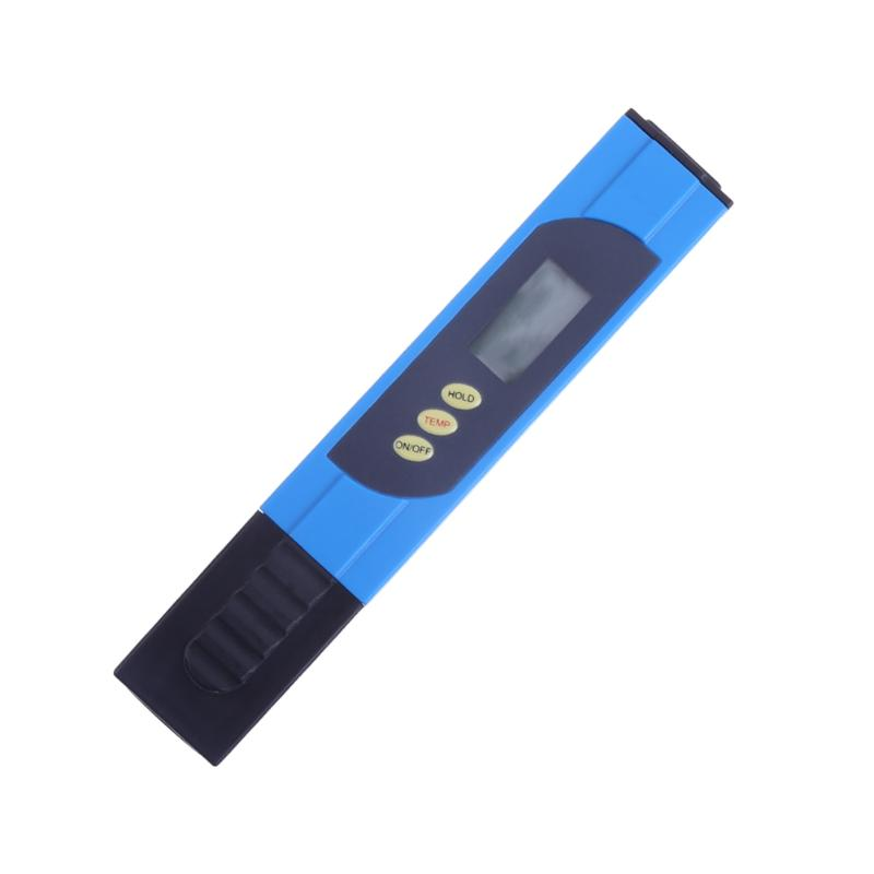 TDS Digital Water Quality Test Pen Home Drinking Swimming Water Meter for Kitchen Swim Pool Analysis Equipment