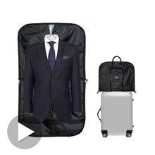 BAKINGCHEF, мужской костюм, сумка для хранения, Пылезащитная вешалка, органайзер для путешествий, пальто, одежда, Gar, мужской чехол, аксессуары, товары