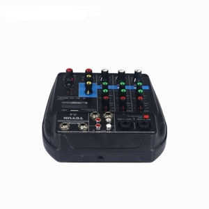 Image 4 - وحدة تحكم جديدة لخلط الصوت مزودة بمدخل 48 فولت مع وحدة تحكم رقمية لخلط الصوت مزودة بمدخل USB مع خاصية البلوتوث 48 فولت