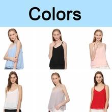 Tank Top Women Chiffon Blouses 2018 New Summer Sleeveless Shirt 2017 Floral Flower Cami Loose Female Top Vest Ladies Women Shirt