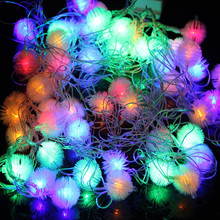 4M 20LED multicolor LED String Lights Christmas Garland Garden decoration party Wedding Lights fairy lights NEW Year decorations цены