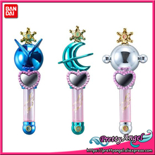 купить PrettyAngel - Genuine Bandai Sailor Moon 25th Anniversary Miniaturely Tablet Part.8 Stick (No Candy) Set of 3 PCS дешево
