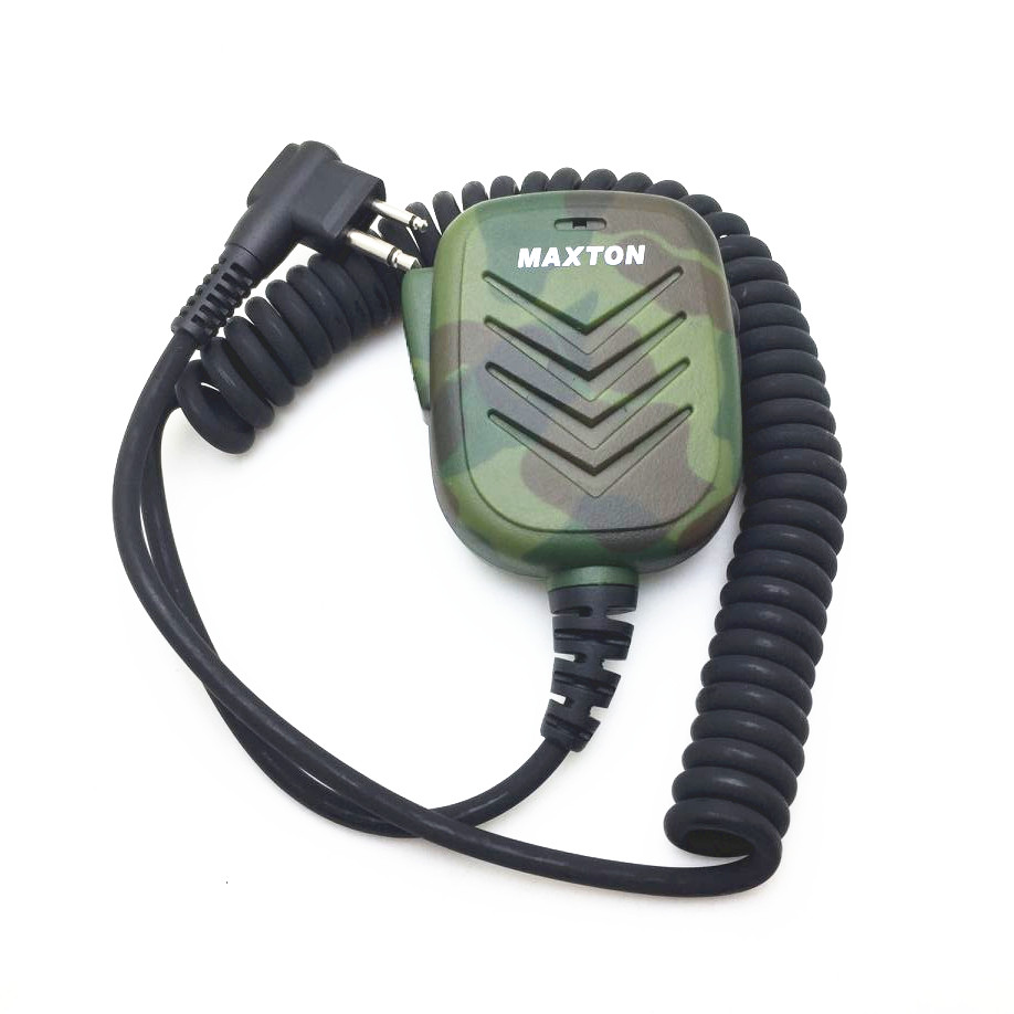 MT600 Camouflage Hand Microphone For Motorola  EP350 BC10 GP300 EP450 CP200 CP300 GP88
