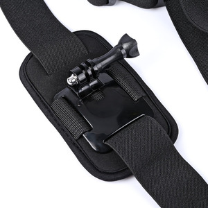 Image 4 - Na ramię w klatce piersiowej pasek do Sony RX0 II X3000 X1000 AS50 AS300 AS200 AS100 AS30 AS20 AS15 AS10 AZ1 mini POV działania kamera